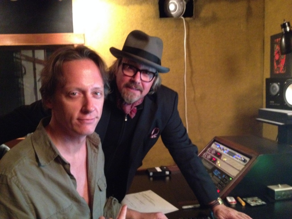 Chris and Craig Parker Adams